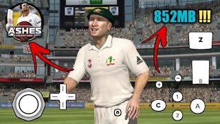 Ashes Cricket 2009 Real Game For Android With Full Installation Process + Gameplay Proof Android