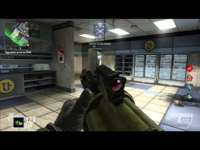 Nuclear en modo francotirador // Byxvictor