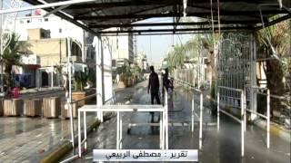 سلسلة تفجيرات في مدينة الكاظمية شمالي العاصمة بغداد
