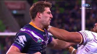NRL Highlights: Melbourne Storm v Manly Sea Eagles - Round 11