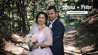 Anna a Peter - Svadobný videoklip