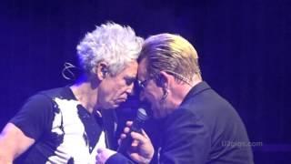 U2 London Mysterious Ways 2015-10-25 - U2gigs.com