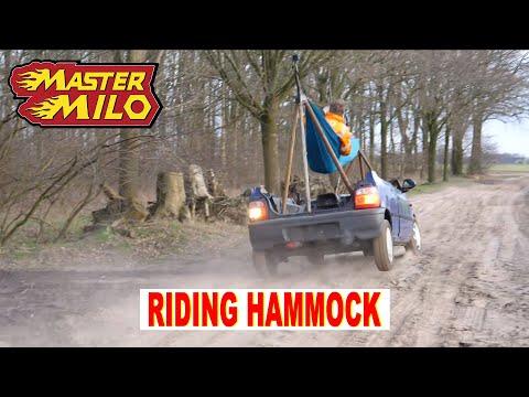 Riding hammock