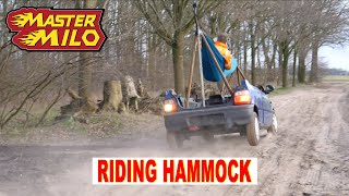 Riding hammock