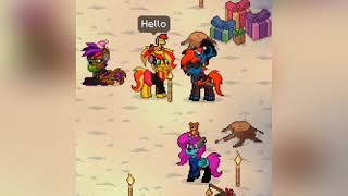 Ponytown Time