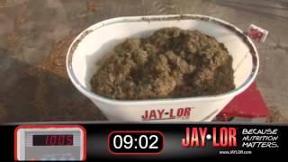 Máy trộn TMR Jaylor - TMT: Demo máy trộn Mini A50 2