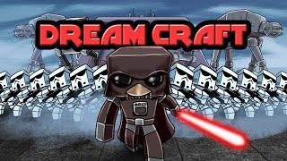 Minecraft | Dream Craft - DARTH PENGUINS IMPERIAL BASE! (Star Wars Movie)
