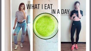 VLOG/WHAT I EAT IN A DAY | vegan und überwiegend gesund, denke ich.