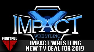 IMPACT Wrestling Moving To The Pursuit Channel, Show Will Air Fridays At 10 PM | Fightful Wrestling