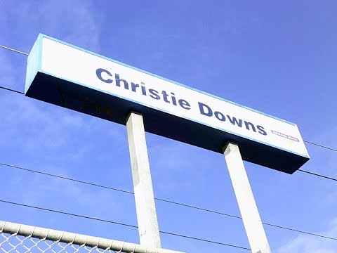 Christie Downs Train Station - Electric Train  Line Upgrade -2015