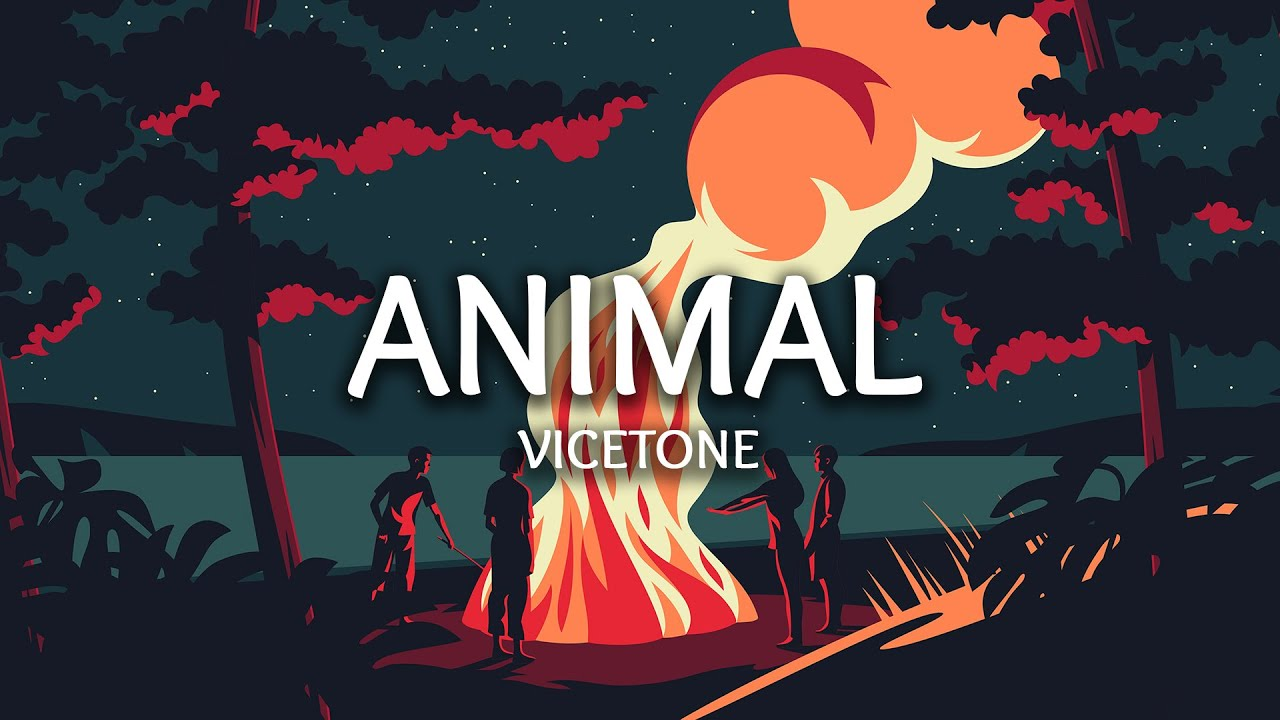 Vicetone - Animal (Lyrics) ft. Jordan Powers & Bekah Novi