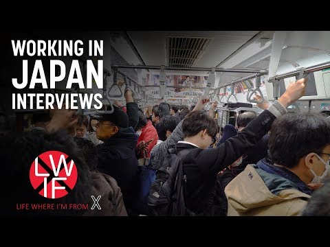 Working in Japan | Full Interview Version