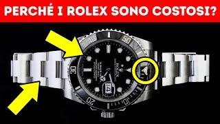 Come Mai i Rolex Sono Così Costosi?