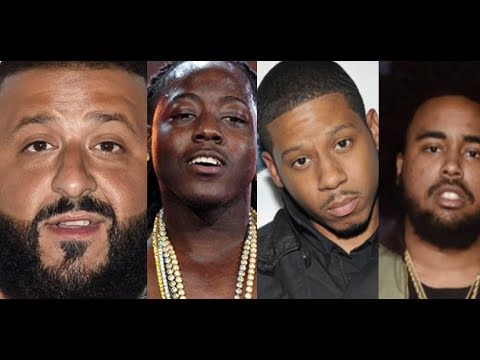 DJ Khaled Signed and Ignored Ace Hood,  Vado and Kent Jones WHERE ARE THEY now? Not on his album