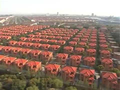 Отель-небоскреб в китайской деревне Хуаси