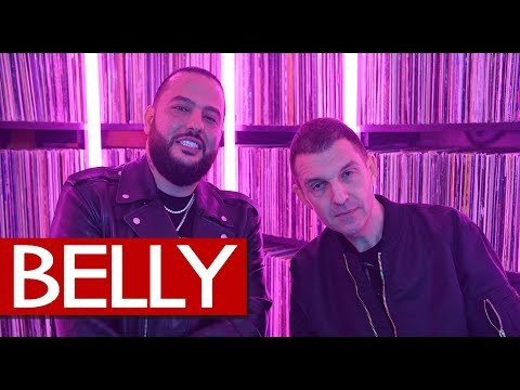 Belly tries UK weed, talks Mumble Rap, writing, new album, Canada