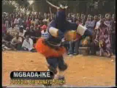 Igbo Masquerade Dance (Agbaasa)