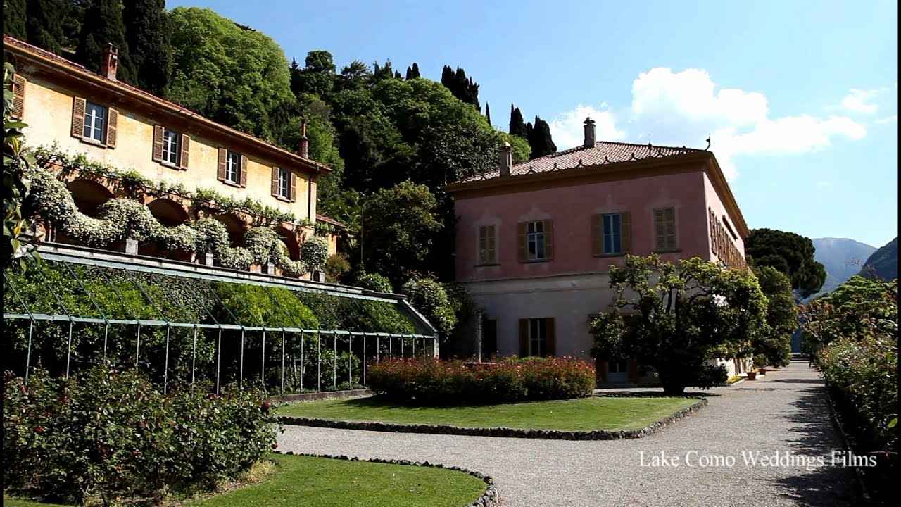 Villa Pizzo Cernobbio Lake Como