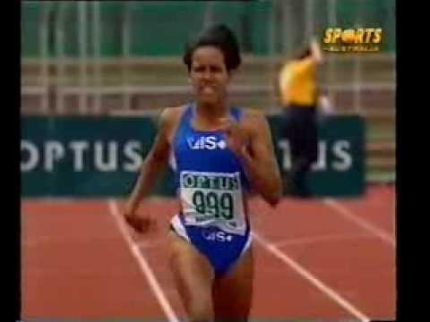 Australian Track & Field Championships 1998 - Womens 400m final