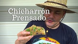 Chicharrón Prensado Verde | La Capital