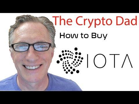 How To Buy IOTA On Binance