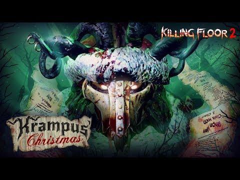 J'AFFRONTE KRAMPUS ! KILLING FLOOR 2 PS4 #04