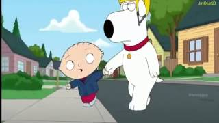 Family Guy   Brian Is Back Video Shows Stewie Saves Brian Griffin Scene