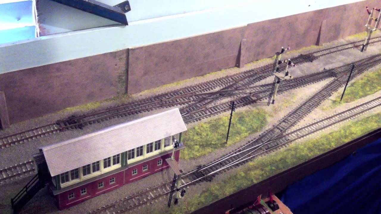 How to Wire Points on a Model Railway