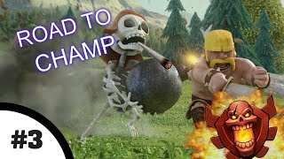 Clash of Clans. Road To Champ #3 Iniziamo a fare sul serio!