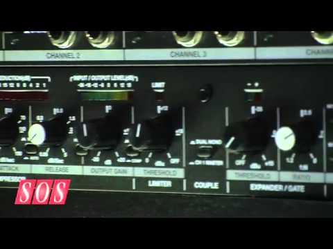 Alesis 3632 - Musikmesse 2011