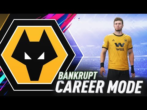 SIGNED AN 80 RATED FREE AGENT!!! FIFA 19 WOLVES BANKRUPT CAREER MODE #59 thumbnail