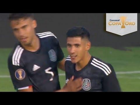 ¡Doblete de Uriel Antuna! | México 4 - 0 Cuba | Copa Oro | Televisa Deportes
