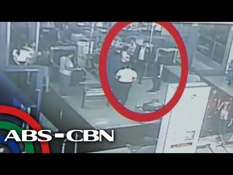 TV Patrol: 'Bertiz, malinaw na lumabag sa security protocol ng NAIA'