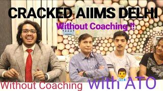 Cracked AIIMS Delhi without CLASSROOM COACHING!! |  Exclusive Interview of Parents of Aditya Jadhav