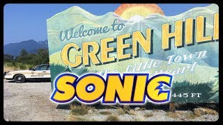 "GREEN HILL ""TOWN"" CONFIRMED FOR THE SONIC 2019 MOVIE."