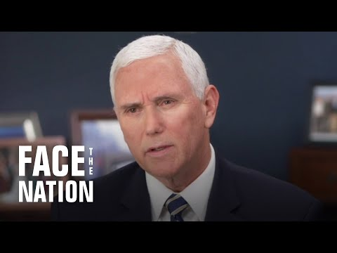 Pence suggests young people are contributing to spike in COVID cases