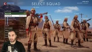 Battlefield 1 Osmanlı ve Türkleri Koymuşlar