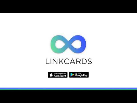 Linkcards modern digital business card apps on google play the world is going digital so why is your business card still made of weird textured paper colourmoves
