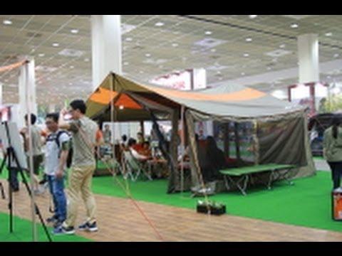 Korea Autocamping Show 코리아오토캠핑쇼 등산장비