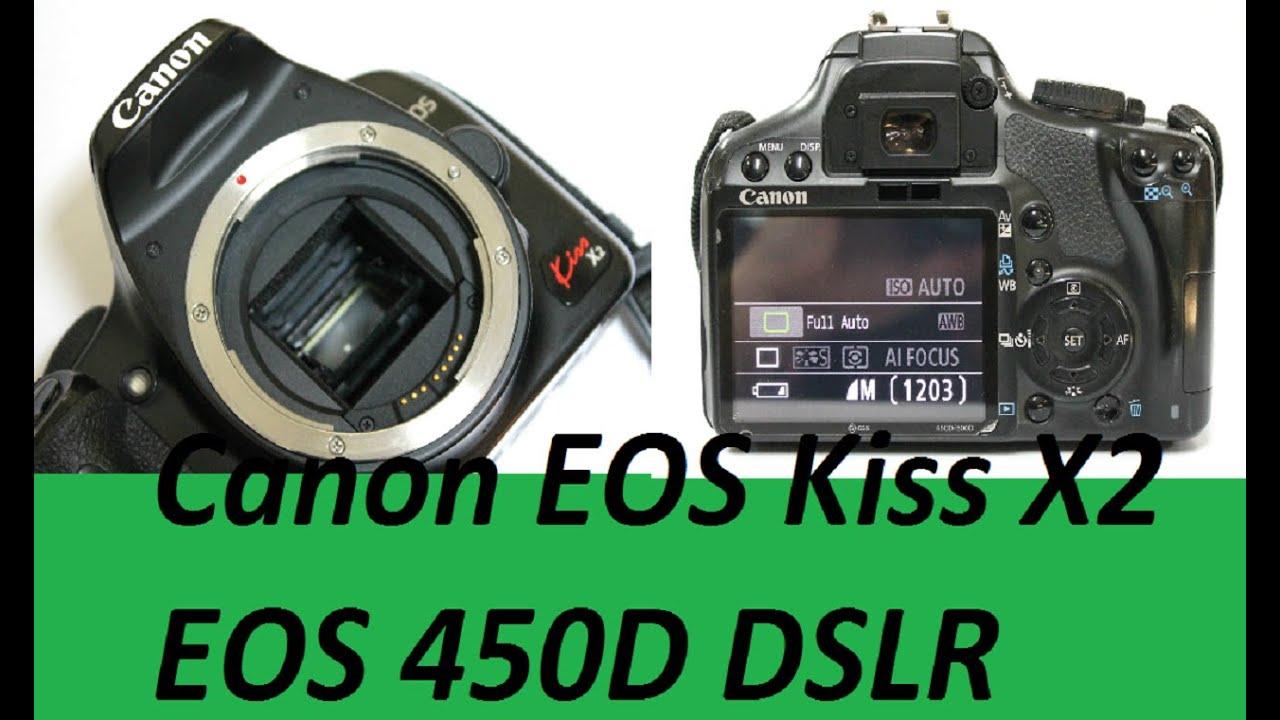canon eos 450d manual