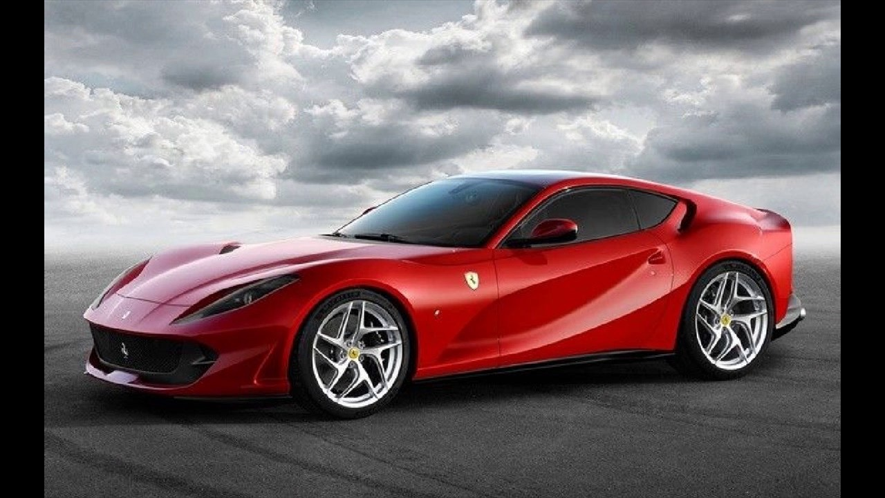 HOT CARS | The 2018 Ferrari 812 Superfast is super in more ways than ...