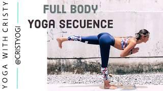 Activa todo el Cuerpo | Yoga con CristYogi