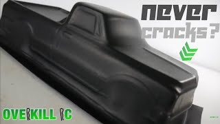 UNBREAKABLE Russian R/C Body Unboxing & Installation | 4s LiPo Stampede 4x4 | Overkill RC