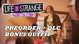 Life Is Strange: Before the Storm - All Outfit Including Preorder and Deluxe DLC Bonus