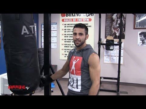 "Boxing Champion Tony ""Lightning"" Luis Career Interview!"