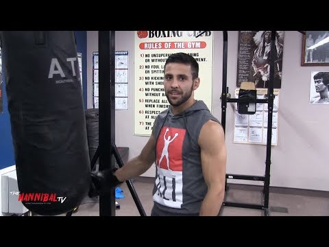 "Boxing Champion Tony ""Lightning"" Luis Career Interview!"