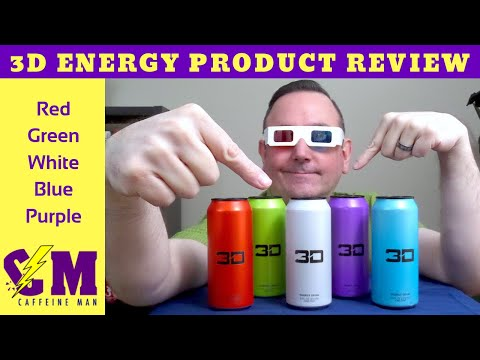 3D Energy Product Review