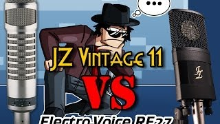 NEW MIC: RE27 VS JZ Vintage 11