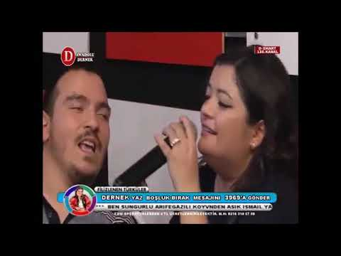 Tülay Maciran Oğul ( müthiş yorum ) Latif Doğan Küstüm Show