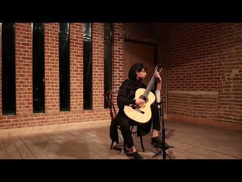Parinaz Heydarinezhad plays Bach Prelude & Fugue BWV 999 & 1000